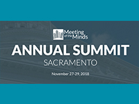 Meeting of the Minds Annual Summit 2018