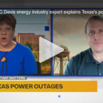 UC Davis Energy Industry Expert Explains Texas Power Outages