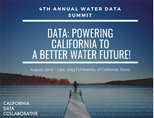 4th Annual Water Data Summit