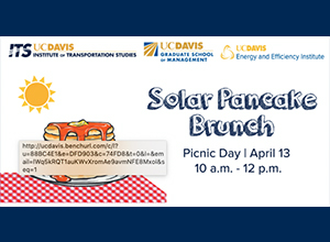 Solar Pancake Brunch